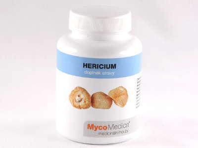 Hericium MycoMedica, 90 kapslí