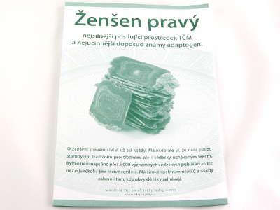 booklet: Panax Ginseng