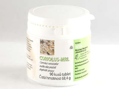 Coriolus MRL, 90 tablet