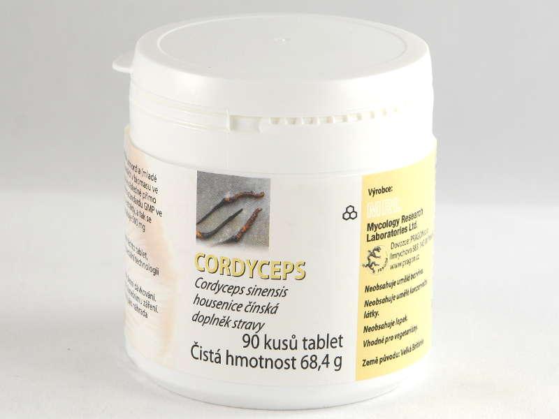 Cordyceps MRL, 90 tablet