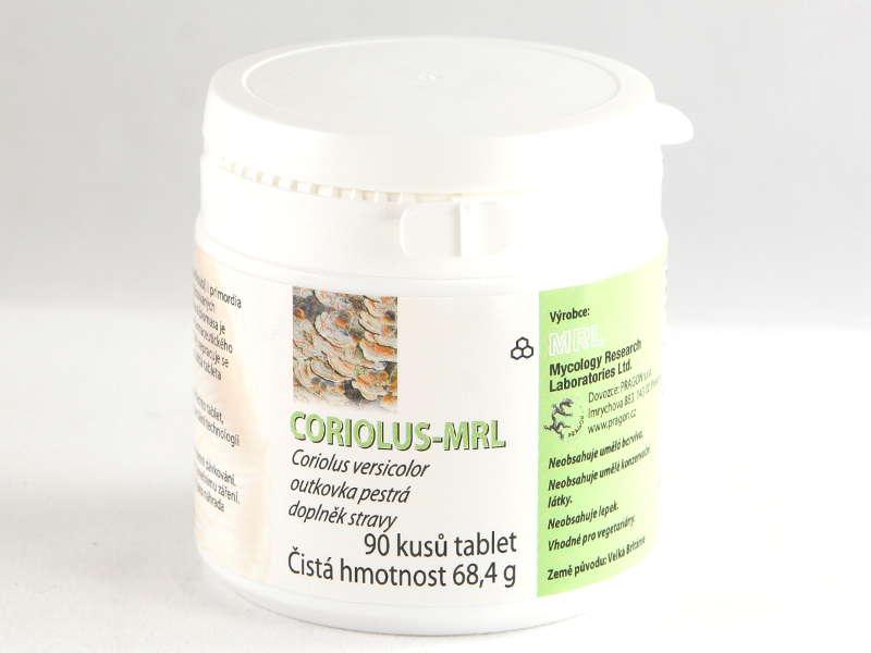 Coriolus MRL, 90 tablet